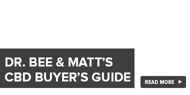 Matt's CBD Buyer's Guide