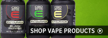 Shop CBD Vape Products